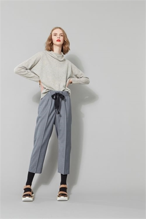 Isaac & Lulu Vio Check Pant-womenswear-Sparrows