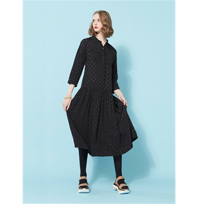 Isaac & Lulu Roma Dress-womenswear-Sparrows