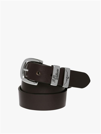 "R.M Williams 1 1/4"" 3 Piece Solid Belt-mens-Sparrows"