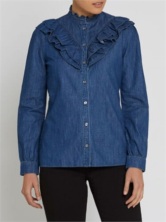 R.M Williams Abbey Shirt-womenswear-Sparrows