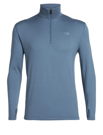 Mens Origianl LS Half Zip-mens-Sparrows