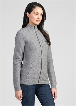 Untouched World Weekend Jacket-womenswear-Sparrows